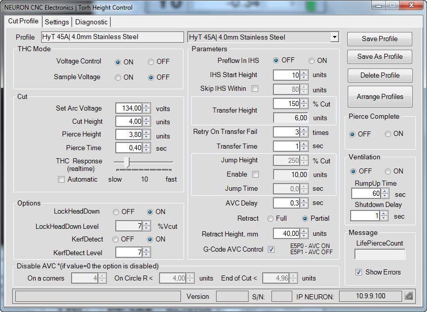 NEURON CNC :: Neuron Software: Plugin for Mach3 / Mach4 / UCCNC